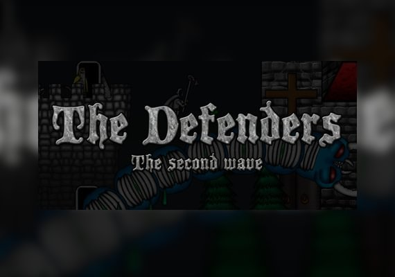 Buy The Defenders: The Second Wave