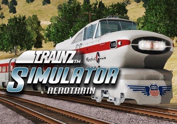 Trainz Simulator: Aerotrain