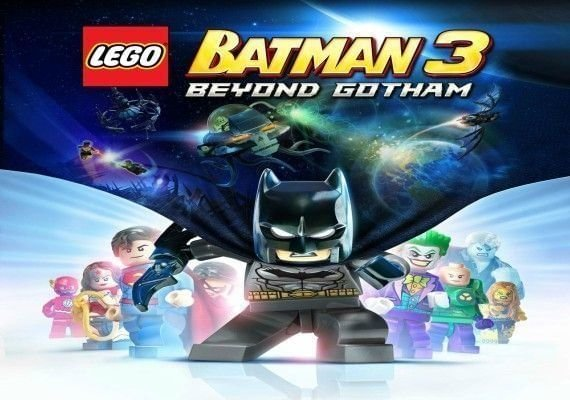 LEGO: Batman 3 - Beyond Gotham + Rainbow Character Pack