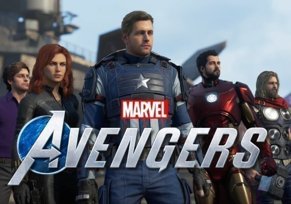 Marvel's Avengers - Deluxe Edition US