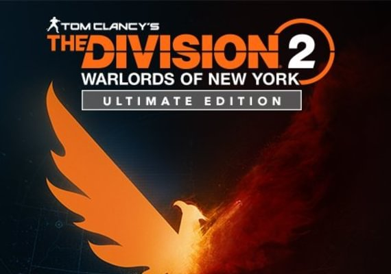 Tom Clancy's The Division 2 - Warlords of New York Ultimate Edition NA