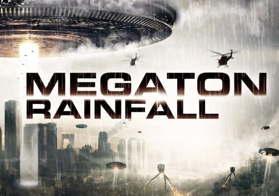 Megaton Rainfall US