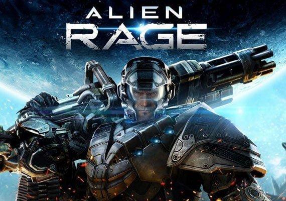 Alien Rage - Soundtrack