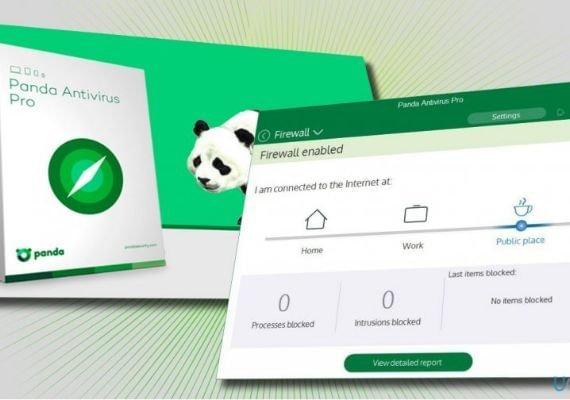 Panda Antivirus Pro 2018 1 Year 2 Dev