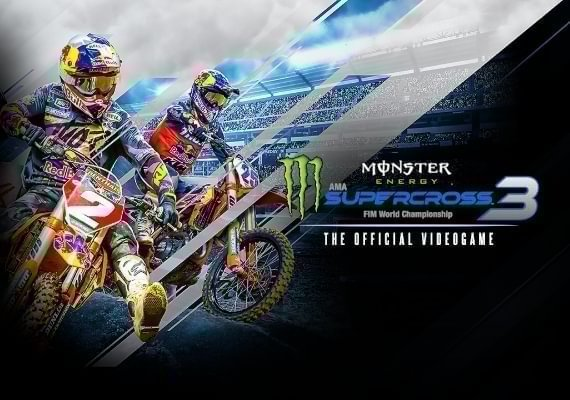 Monster Energy Supercross - The Official Videogame 3 EU