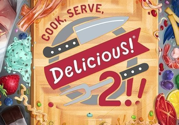 Cook, Serve, Delicious! 2!! US