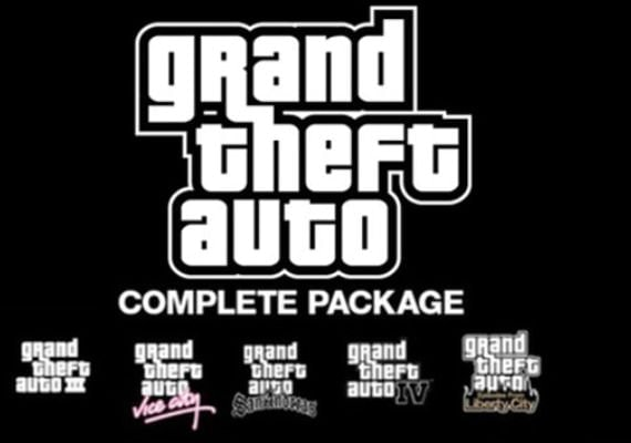 Grand Theft Auto - Collection
