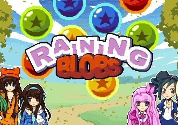 Raining Blobs US