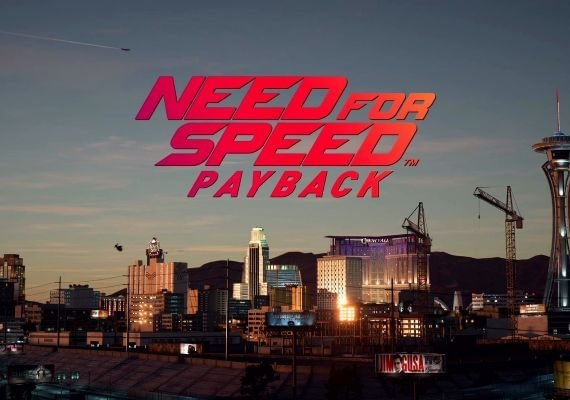 Need for Speed: Payback - 2200 Speed Points