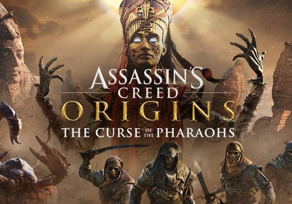 Assassin's Creed: Origins - The Curse of the Pharaohs EMEA