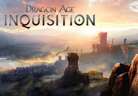 Dragon Age 3: Inquisition - Flames of the Inquisition Armored Mount