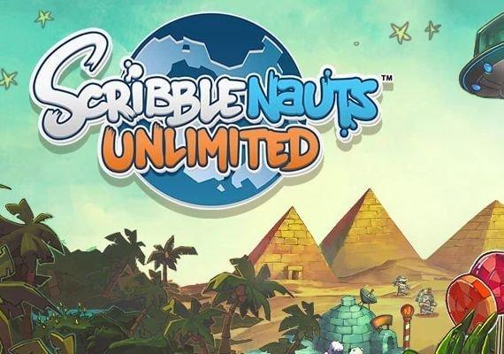 Scribblenauts Unlimited EU
