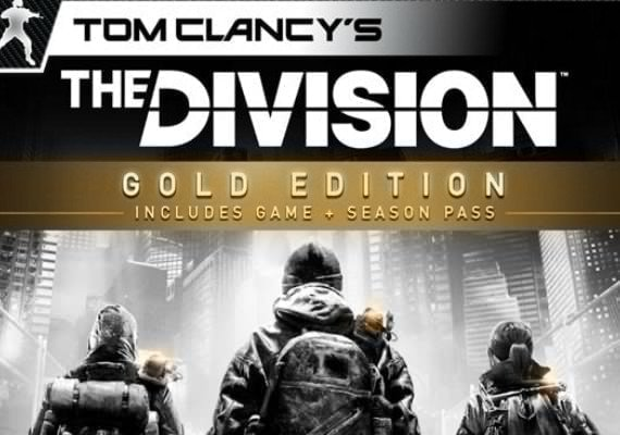 Tom Clancy's The Division - Gold Edition Activation Link EU