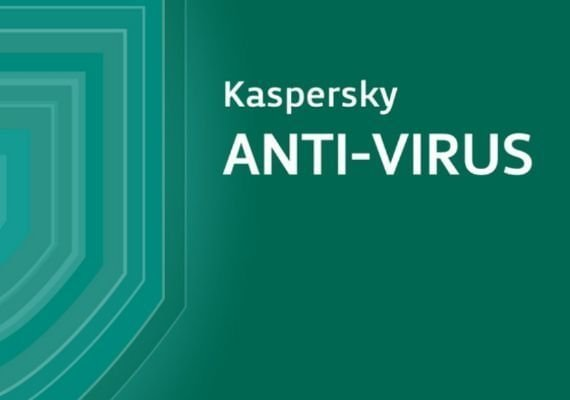 Kaspersky Anti-Virus 2018 1 Year 3 Dev EU