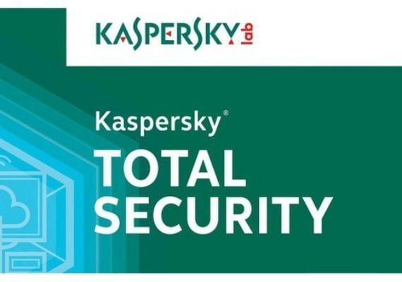 Kaspersky Total Security 2018 1 Year 10 Dev EU