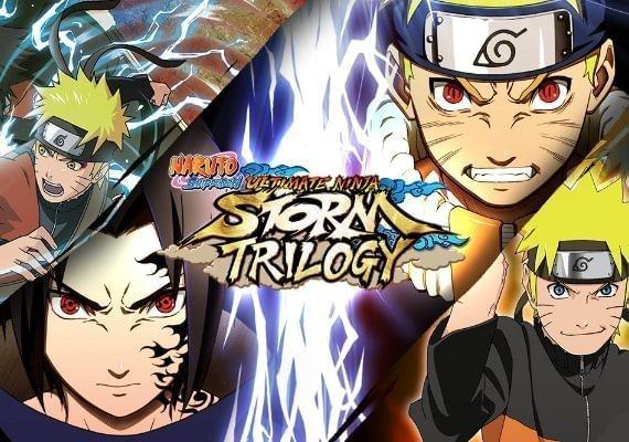 Naruto Shippuden: Ultimate Ninja Storm Trilogy US