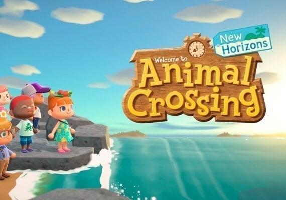 Animal Crossing: New Horizons NA