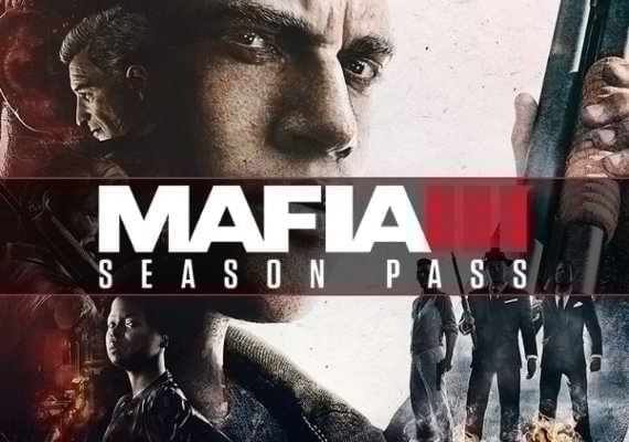 Mafia III - Season Pass US