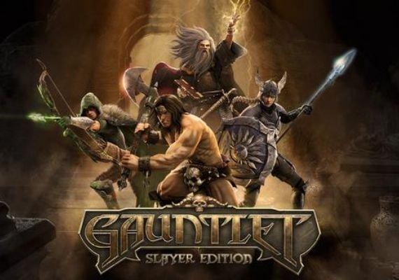 Gauntlet - Slayer Edition