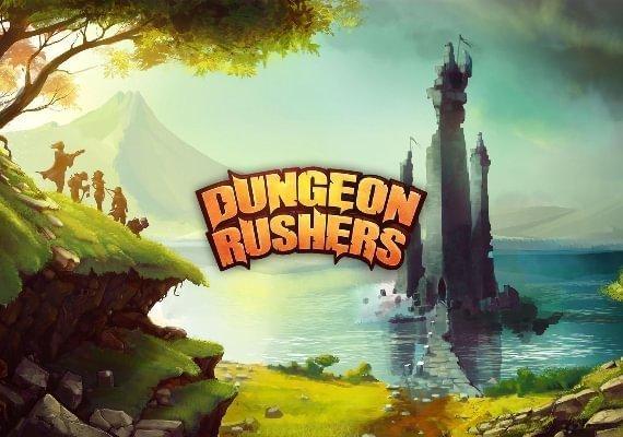 Dungeon Rushers: Crawler RPG US