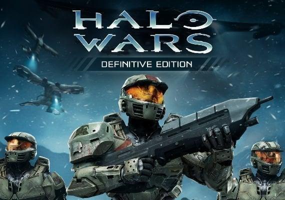 Halo Wars - Definitive Edition US