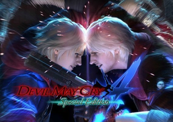 Devil May Cry 4 - Special Edition EU Xbox One
