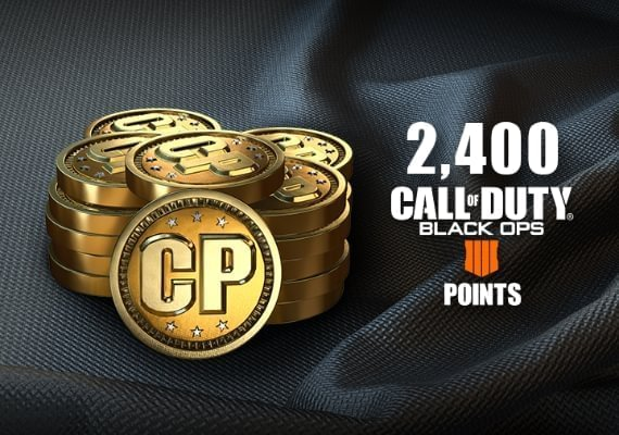 Call of Duty: Black Ops 4 Points - 2400 Points US