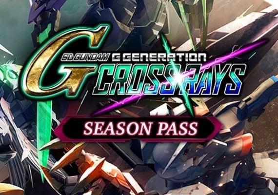 SD Gundam G Generation Cross Rays - Season Pass