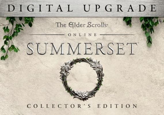 The Elder Scrolls Online: Summerset - Digital Collector's Upgrade Edition