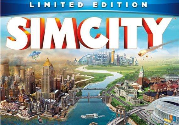 SimCity - Limited Edition EU