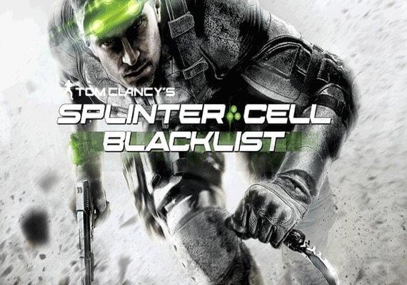Tom Clancy's Splinter Cell Blacklist - Deluxe Edition EU