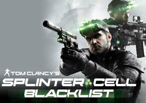 Tom Clancy's Splinter Cell Blacklist EU