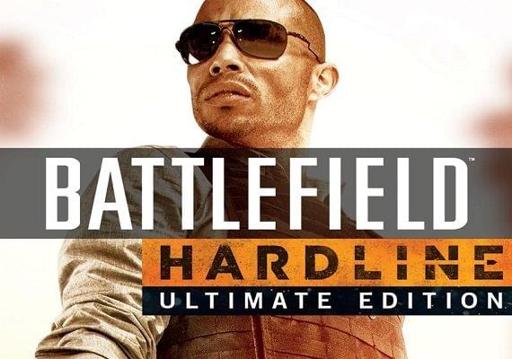 Battlefield: Hardline - Ultimate Edition EU