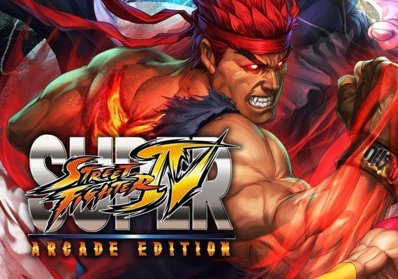 Super Street Fighter IV - Arcade Edition EU