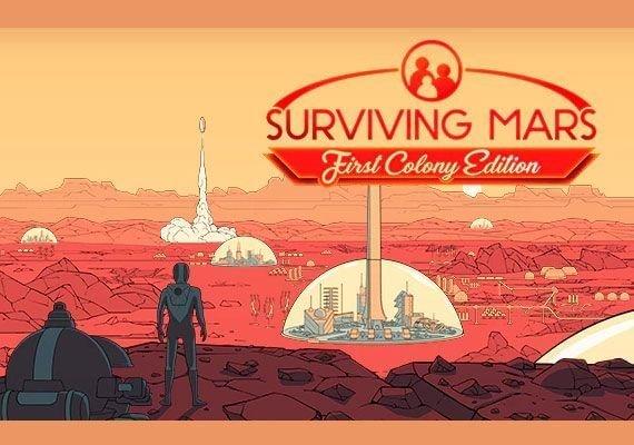 Surviving Mars - First Colony Edition EU