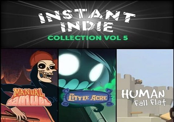 Instant Indie Collection: Vol. 5 US