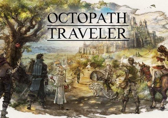 Octopath Traveler EU
