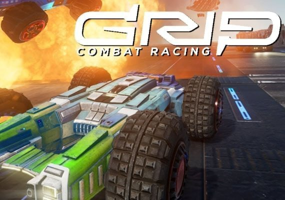 GRIP: Combat Racing + Artifex Car Pack DLC EU