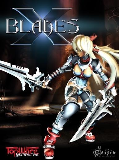 X-Blades - Digital Content