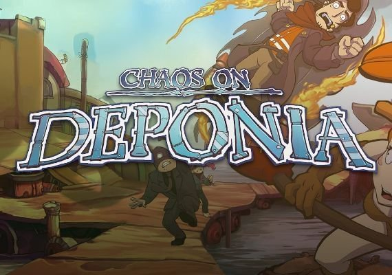 Chaos on Deponia US