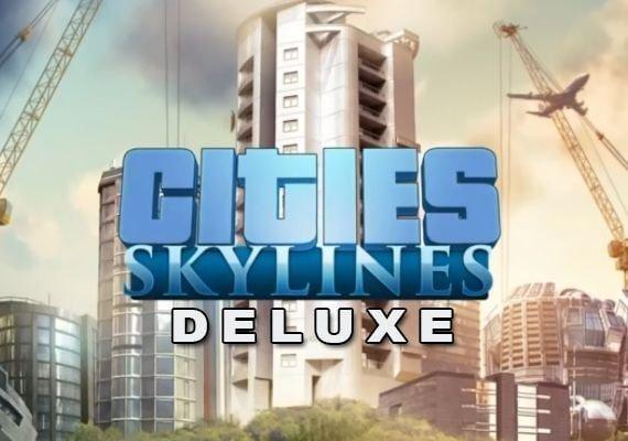 Cities: Skylines - Deluxe Edition EU