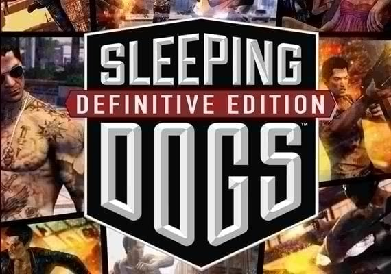 Sleeping Dogs - Definitive Edition US