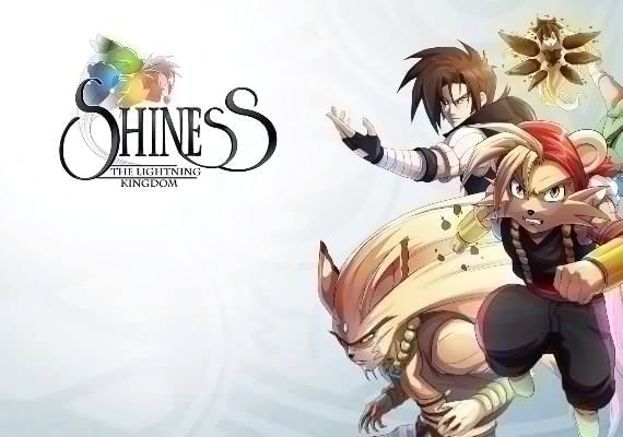 Shiness: The Lightning Kingdom EU