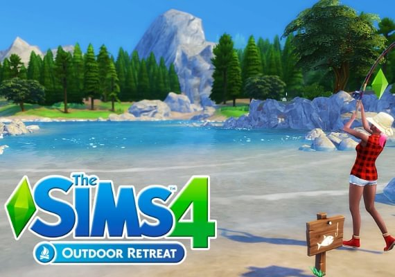 The Sims 4: Outdoor Retreat US