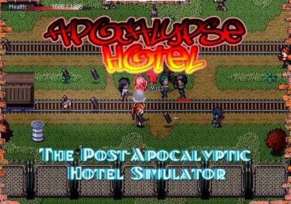 Apocalypse Hotel: The Post-Apocalyptic Hotel Simulator!