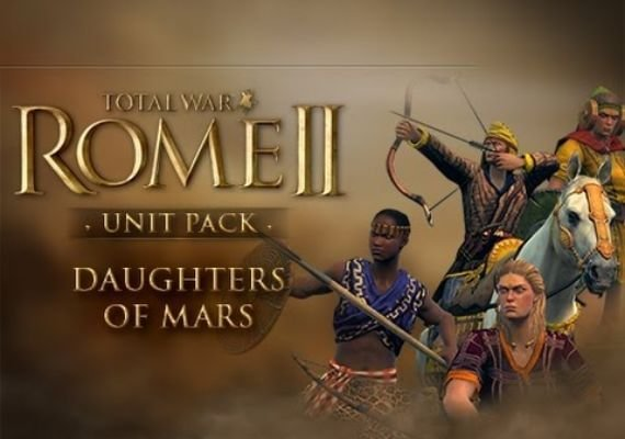 Total War: Rome 2 - Daughters of Mars Unit Pack