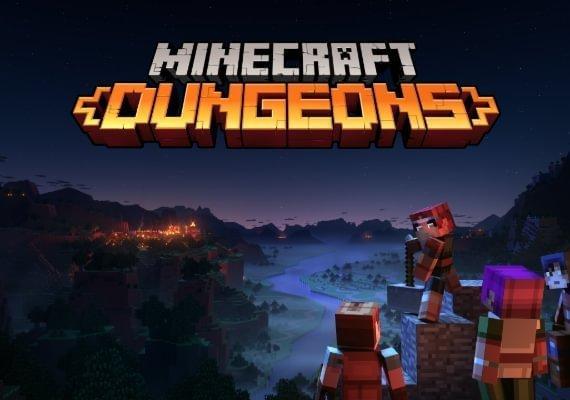 Minecraft Dungeons EU