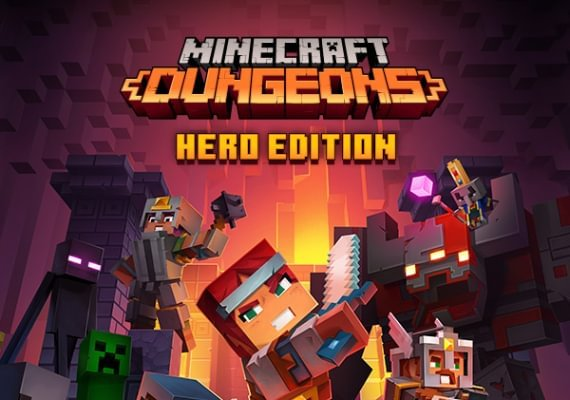 Minecraft Dungeons - Hero Edition EU