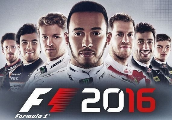 F1 2016 + Career Booster Pack