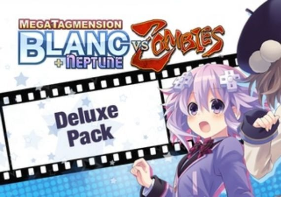 MegaTagmension Blanc - Deluxe Edition Bundle